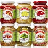 Sides - Pickles, Peppers, Sauerkraut �