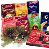 Christmas Candy - Including Cherries in Cognac Bon-Bon