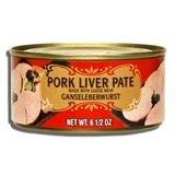 GEIER'S, PORK LIVER PATE MADE WITH GOOSE MEAT