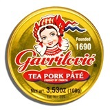 GAVRILOVIC, TEA PORK PATE