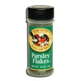 SPICECO, PARSLEY FLAKES (SMALL)