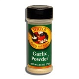 SPICECO, GARLIC POWDER (SMALL)
