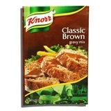 KNORR, CLASSIC BROWN GRAVY MIX