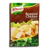 KNORR, ROASTED CHICKEN GRAVY MIX