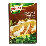 KNORR, ROASTED TURKEY GRAVY MIX
