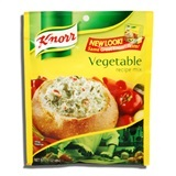 KNORR, VEGETABLE RECIPE MIX