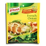 KNORR, FRENCH ONION RECIPE MIX