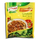 KNORR, GOULASH BEEF STEW RECIPE MIX