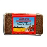 FELDKAMP, WHOLE RYE BREAD
