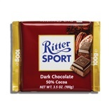 RITTER, DARK CHOCOLATE
