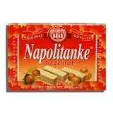 KRAS, NAPOLITANKE HAZELNUT CREAM WAFERS