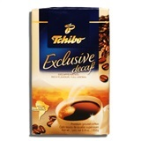 TCHIBO, EXCLUSIVE DECAFFEINATED GROUND COFFEE