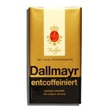 DALLMAYR, DECAFFEINATED GROUND COFFEE