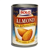 SOLO, ALMOND FILLING