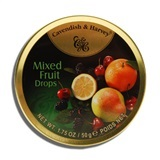 CAVENDISH & HARVEY, MIXED FRUIT DROPS