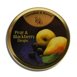 CAVENDISH & HARVEY, PEAR & BLACKBERRY DROPS