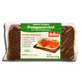 DELBA, PUMPERNICKEL BREAD