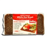 DELBA, WHOLE RYE BREAD