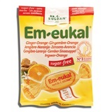 DR. SOLDAN, EM-EUKAL GINGER ORANGE SUGAR FREE