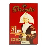 DROSTE, COCOA FROM HOLLAND
