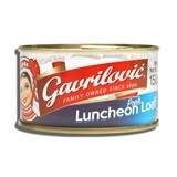 GAVRILOVIC, PORK LUNCHEON LOAF