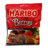 HARIBO, RASPBERRIES GUMMI CANDY