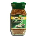 JACOBS, KRONUNG INSTANT COFFEE (100G)