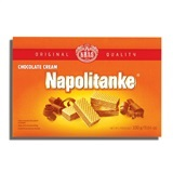 KRAS, NAPOLITANKE CHOCOLATE CREAM WAFERS