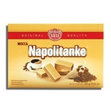 KRAS, NAPOLITANKE MOCCA CREAM WAFERS