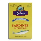MEDITERRANEAN SEA, SARDINES IN OLIVE OIL
