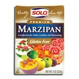SOLO, MARZIPAN CONFECTION