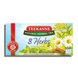 TEEKANNE, 8 HERBS NATURAL HERBAL TEA
