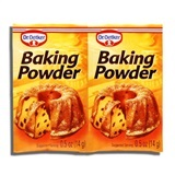 OETKER, BAKING POWDER