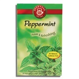 TEEKANNE, PEPPERMINT HERB TEA